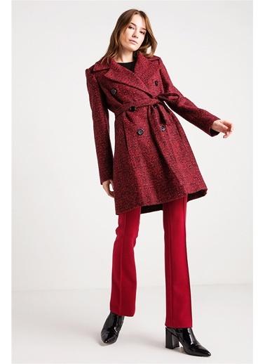 Love'n Fashion Paris Kaşe Kaban